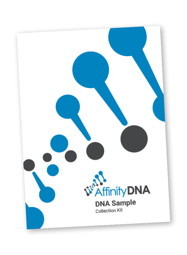 AffinityDNA Sample Collection Kit