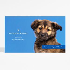 Wisdom Panel Essential Dog Breed Test Kit